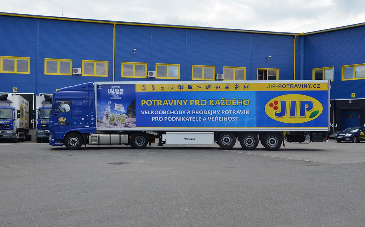 Fotogalerie video nákladní vůz