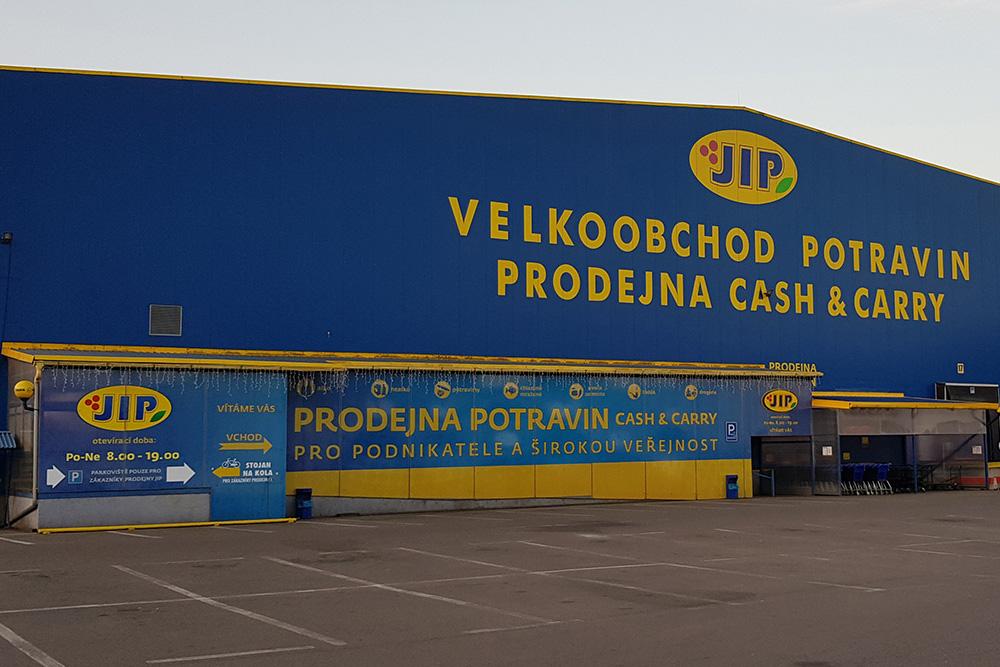 Cash&Carry Pardubice