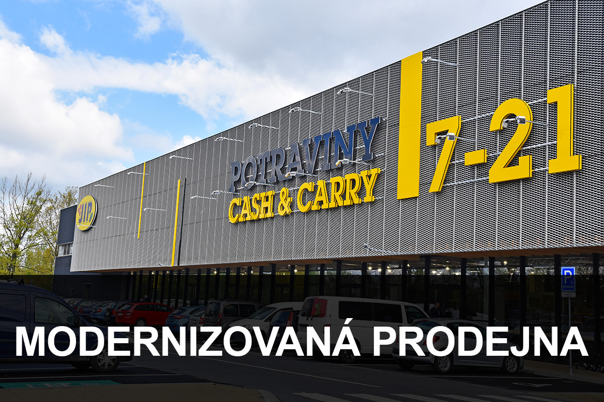 CASH & CARRY OSTRAVA