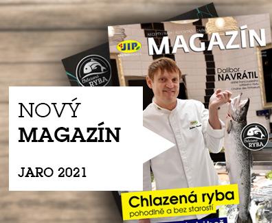 Nový JIP magazín jaro 2021