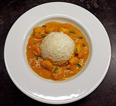 Alnatura, Rissotto Reis & Kokos Curry
